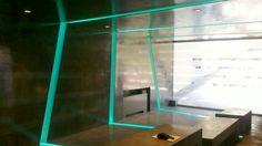 Ειδικές κατασκευές από γύψοσανίδα , πατητη τσιμέντογωνία και ειδικό φωτισμό