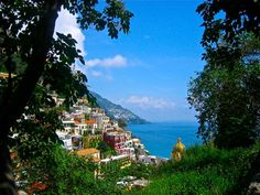 View of Positano 8x10 by PositiveViews on Etsy, $15.00