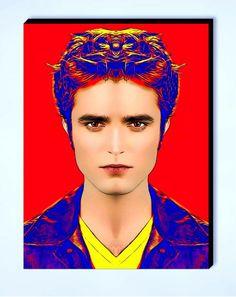 Robert Pattinson fan art