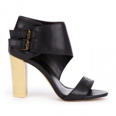 Tamia block heel - Black