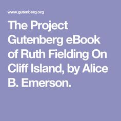 Free kindle book and epub digitized and proofread by Project Gutenberg. Cuba History, Old Recipes, Free Kindle Books, Emerson, Frugal, My Books, Learning, Cooking, Projects