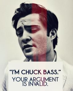 chuck bass.yes please