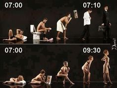 TIME DIFFERS w.r.t GENDER!!! XD