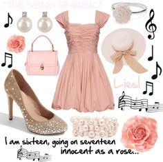 Liesl Von Trapp-The Sound of Music