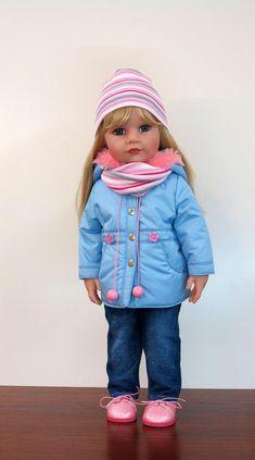 Gotz doll clothes.
