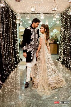 A Beautiful Abu Dhabi Wedding With Gorgeous Decor And The Bride In A Stunning Lehenga Indian Wedding Gowns, Indian Wedding Planning, Indian Bridal Outfits, Pakistani Bridal Dresses, Bridal Lehenga, Wedding Dress Trends, Wedding Dresses, Wedding Outfits, Wedding Ideas