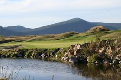 Running Y Ranch Resort's Arnold Palmer Signature Golf Course. The only Arnold Palmer course in Oregon, located right in Klamath Falls. Photo by Bill Skinner.