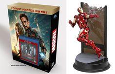 ironman 3 blu ray collectors can  | ... Iron Patriot + déjà un coffret collector français pour Iron Man 3