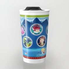 Ceramic TRAVEL MUG 12 OZ designed by We~Ivy. Follow We~Ivy's Art BootH for more special #art #gift ideas for #holiday seasons or # birthday #party, to find great #home decors or stuff just to spoil yourself. Spoil Yourself, Presents For Friends, My Themes, Website Themes, Good Cause, Beach Towel, Travel Mug, My Design, Ocean