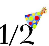 137 best half birthday