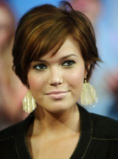 Celebrities With Short Hair : theBERRY
