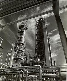 Cracking Tower, Altona Oil Refinery, Melbourne