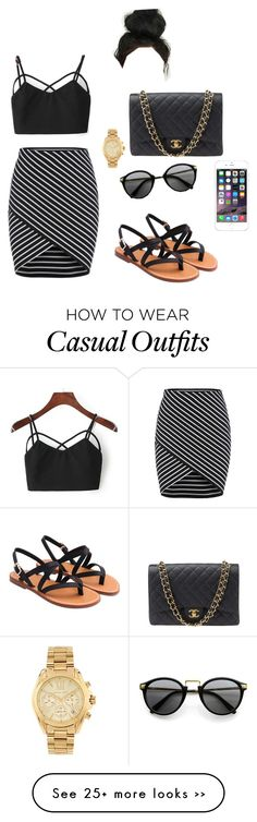 """""""Casual"""" by theycraveb on Polyvore"""