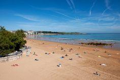 Playa de El Sardinero, Santander  #Cantabria #Spain