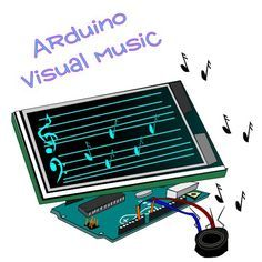 Picture of Arduino + TFT = Visual Music Iot Projects, Arduino Projects, Techno, Rasberry Pi, Raspberry, Reading, Music, Robots, Sci Fi