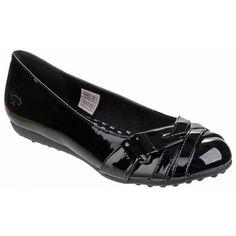 Rebel Slip On Black Shoes