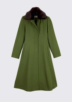 NEW PROMENADE COAT by TOAST - I'd like one of these, please