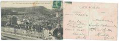 Correspondance le 10 octobre 1909 entre Brisbarre Georges Alexandre Victor à Besançon et ses parents Brisbarre Joseph et Lucie à Herbisse (Aube).