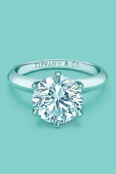 The Wedding Scoop's 8 Favourite Tiffany Engagement Rings - and one of them is mine