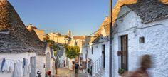 La Puglia tra le destinazioni top del 2014: parola di National Geographic e Lonely Planet