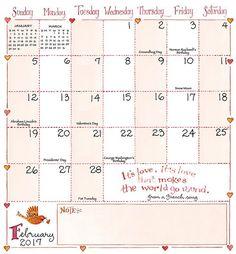 2017-2018 Susan Branch 2 yr pocket calendar #susanbranch #heartofthehome #plan #calendar #2017 #pocket