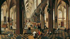 jan bruegel the elder, cathedral