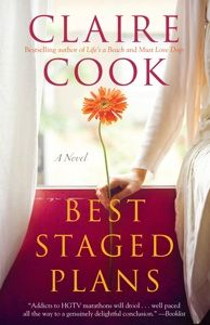 Library Journal gave Best Staged Plans a starred review and named it one of the best Women's Fiction Books of 2011 in hardcover!!