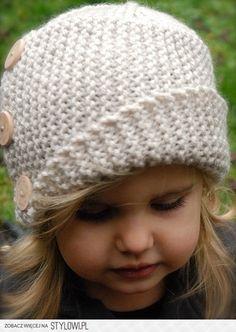 garter stitch hat