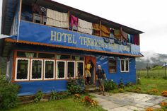 Khopra Danda, unsere Unterkunft in Swanta