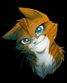 Looks like Mapleshade, except she doesn't have yellow eyes. | Warrior Cats