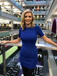 Channel 4 Spy Rachel Riley infiltrates the BBC enemy headquarters: Rachel Riley Fans, Rachel Riley Dress, Racheal Riley, Robin Meade, Anna, My Fair Lady, Tv Presenters, Going Out Dresses, Sexy Women