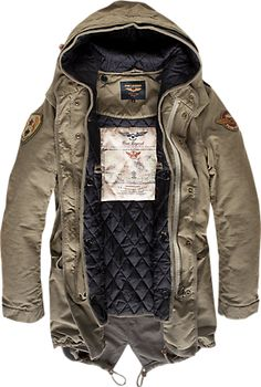 M-1951 Fishtail Parka Jacket PJA45126 PME Legend