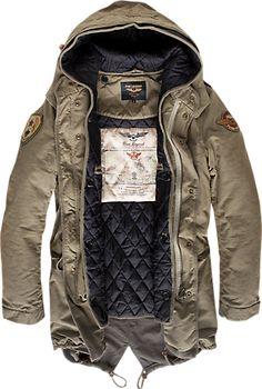 M-1951 Fishtail Parka Jacket PJA45126 PME Legend