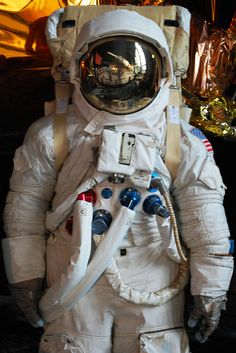 Space Suit | Flickr - Photo Sharing!