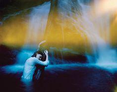Lucifer Falls Plate XIII, 2010, by Jeff Bark