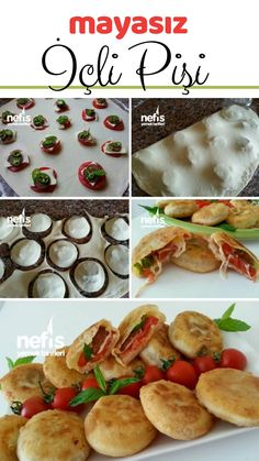 Breakfast Items, Breakfast Recipes, Turkish Recipes, Ethnic Recipes, Bread Baking, Fun Desserts, Food Pictures, Cake Recipes, Bakery