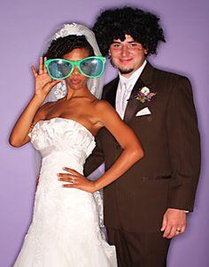 Ciera & Dalus Wedding 9-1-12 | PictureDust.com | Dallas Photo Booth