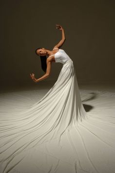 Alvin Ailey American Dance Theater Dancer. Fana Tesfagiorgis.