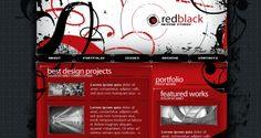 20 Super Stunning PSD (Photoshop) Web Templates For Free Download