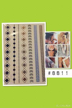 #temporarybodyjewellery info@brazilwear.com.au
