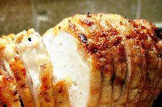 Honey Baked Ham Co. copycat recipe for Honey Baked Turkey Breast