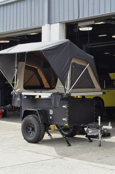 FreeSpirit Recreation trailer with roof-top tent that can be set up in less than 10 minutes. Try it for yourself at Axleboy Off-Road. ____________________________________________________ #Axleboy #offroad #jeepshop #missouri #ofallon #stlouis #stl #adventure #trailer #tent #camping #4x4 #4wd #jeeplife #jeepthing #goanywhere #olllllllo