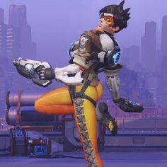 Muñeco Tracer Overwatch – THINGS CREATORS