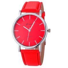 Retro Dial Luxury Geneva Watch - 5 variants