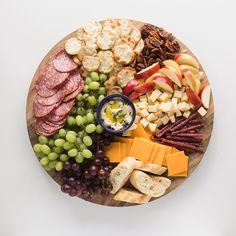 Trader Joe's Snack Board Supper http://www.kelseynixon.com/trader-joes-snack-board-supper/