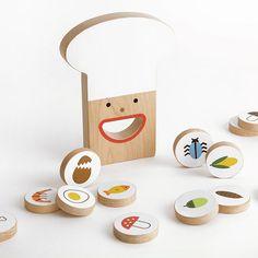 Shusha Toys edible inedible game pairs