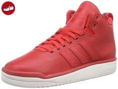 adidas Veritas Lea, Unisex-Erwachsene Basketballschuhe, Rot (Tomato F15-St  ecfa372a57