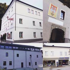 Es tut sich einiges in Radstadt. Gratulation an die Bauherren! #radstadt #radstadtverändert #aufbruchstimmung #historisch #blickfang #kommunikation Mansions, House Styles, Home Decor, Communication, City, Mansion Houses, Homemade Home Decor, Manor Houses, Fancy Houses