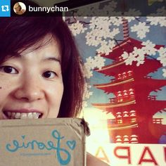 Oooo so sweet @bunnychan! Enjoy! ・・・