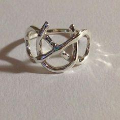 infinity sign horseshoe art - Google Search